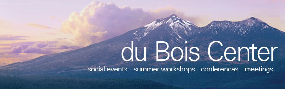 du Bois Center - workshops, social events, conferenecs, summer programs