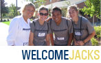 NAU Welcome Jacks